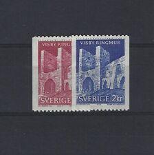 SUEDE n° 520/521 neuf sans charnière