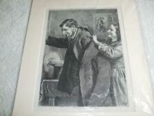 Engraving Black Original Art Prints