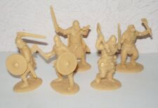 Viking warriors. Invaders from the North. 1/32 toy soldiers set. New !!!