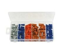 107 Pc Electrical Wire Twist Connector and Nut Fitting Assortment Tool Kit