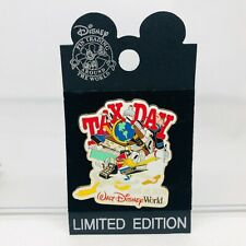 Disney WDW Tax Day 2004 Donald Duck Pin LE 2500