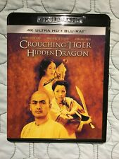 Crouching Tiger, Hidden Dragon Uhd (4K Ultra Hd/Blu-ray, 2016)