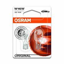 Angebot#7 Glühlampe OSRAM W16W 2 Stück