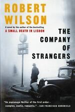 The Company of Strangers, Wilson, Robert, Good Condition, Book