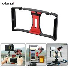 Handheld Mount Cage Video Camera Stabilizer Film Making Rig Clamp for Cell Phone