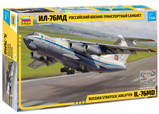 Zvezda 7011 Russian Strategic Airlifter IL-76 MD 1/144