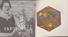 Anton Yakutovych, Artiste Peintre, 2e catalogue, Painting, Peintures couleurs