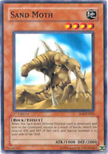 Yugioh! Sand Moth - SOI-EN032 - Common - Unlimited Edition Near Mint, English
