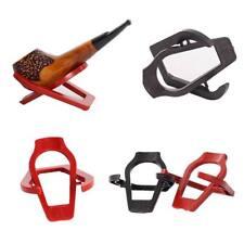 1PC Plastic Smoke Smoking Pipe Rack Cigar Pipe Holder Portable Foldable Holder