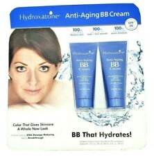 Hydroxatone Anti-Aging BB Cream, SPF 40 Universal Shade 2 pack of 1.5 FL OZ NEW
