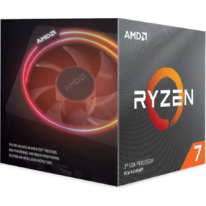 AMD Ryzen 7 3700X Box 8x 3.60GHz AM4 CPU mit RGB Kühler Prozessor Gaming 8/16