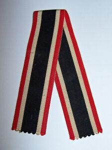 Kriegsverdienstkreuz 2.Klasse / Original Ordensband / Band / TOP