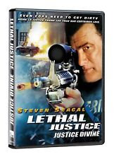Lethal Justice , Dvd , English/French , New Sealed