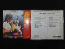 CD JEFF BECK / SHAPES OF THINGS /