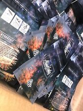 100X Alien Labs Connected sf USA Mylar heat sealable/child Proof bags CALI PACKS
