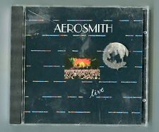 Aerosmith cd LIVE IN PHILADELPHIA '90 - Czech-14-track-CD # HL-CD 016 Hard Rock