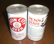 PENN STATE IRON CITY NUMERO UNO BEER CAN