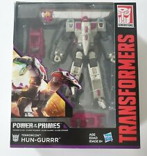 NEW Hasbro Transformers Power of the Primes Voyager Class Terrorcon Hun-Gurrr