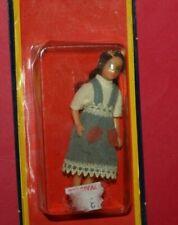 Vintage Dolls House Lundby Girl Doll Anne In Original Packaging