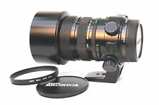 BRONICA ZENZANON-PE 1:4.8 F=100-220mm ASPHERICAL (IF) Lens. For ETRC ETRS ETRSi