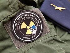 SNAKE PATCH - MIRAGE 2000 N - armée de l'air NUCLEAIRE FAS pétaf HUMOUR pilote