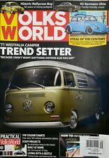 Volks World UK '71 Westfalia Camper Trend Setter Colour Charts Sep 14 FREE SHIP