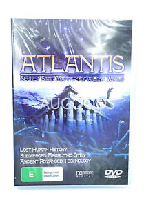 ATLANTIS SECRET STAR MAPPERS OF A LOST WORLD -Educational DVD Series New