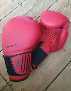 Outshock Boxing Gloves 14oz