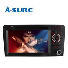 """7"""" Autoradio GPS DVD Navi2018 SWC für AUDI A3 S3 RS3 8P 8V 8PA BT  3G VMCD DAB+"""