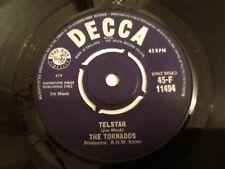THE TORNADOS . TELSTAR . ( R.G.M. Production )  1962 . U.K. Number 1 Hit