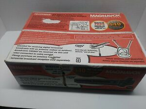 Magnavox DTV Digital To Analog Converter TB100MG9