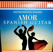 Amor Spanish Guitar Songs Love Music CD New Dance Dragonfly Spain Wine Roses