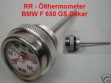 RR ölthermometer bmw f 650 GS, f650gs dakar, oiltemp gauge, RR 103, nuevo