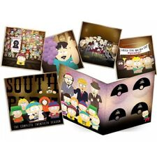 South Park Series Season 20 Vinyl Box Set DVD BluRay Collectors Edition
