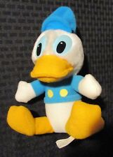 "Mickey's Christmas Carol DONALD DUCK 8"" Plush Stuffed Toy FVF 7.0 Walt Disney"
