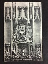 Vintage Postcard - Dorset #28 - RP Christchurch Priory, Reredos
