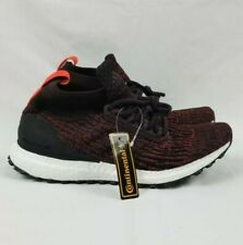 Adidas Ultra Boost All Terrain Kids Running Shoes Youth Sz 6 Red Black CG3800