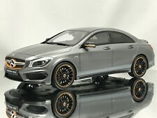 GT Spirit Mercedes-Benz AMG CLA45 (C117) 2013 CLA 45 Grey OrangeArt Model 1:18