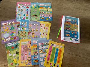 Multi Card Pad Kinder Clementine Mit Stift mit 12 Cards
