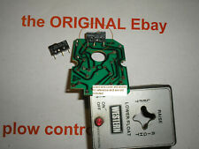 SWITCH for Western 6 Pin JOYSTICK controller plow 56369 Rev.1 to 4 56281 rev.1