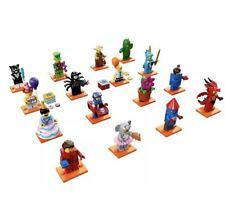 Lego Minifigures -  SERIES 18 - SET OF 16 - NEW - 71021