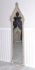 Gótico Espejo de pared antiguo cuerpo entero XXL pasillo antilk