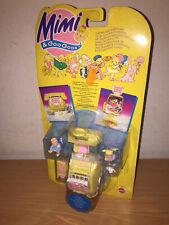 Mattel Polly Pocket Era Mimi & Goo Goos TELEFONO / APPARTAMENTINO MOC, 1995