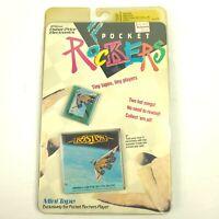 Boston Pocket Rockers Mini Tape Fisher-Price 1988 Amanda & Can'tcha Say