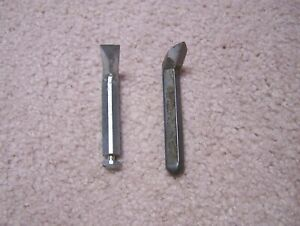 +++ 2  Cutters for  Stanley   # 71  Router    Plane    +++