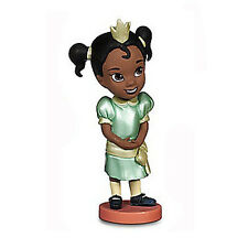 Disney Animators Collection Frog Princess Tia Tiana Figure Figurine Cake Topper