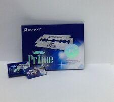 1000 Dorco Prime Platinum Double Edge Razor Blades -