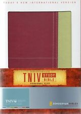 Today's NIV Study Bible, Today's New International Version, Zondervan, New
