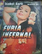 ISABEL SARLI - FURIA INFERNAL - Sexy Hot Original  DVD