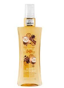 Chai Latte Body Fantasies 3.2oz Limited Edition Fragrance Mist Body Spray NEW